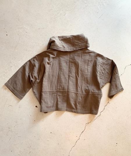 Atelier Delphine Kimono Jacket - Warm Grey