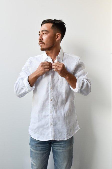Unisex at Dawn. L/S Linen Shirt