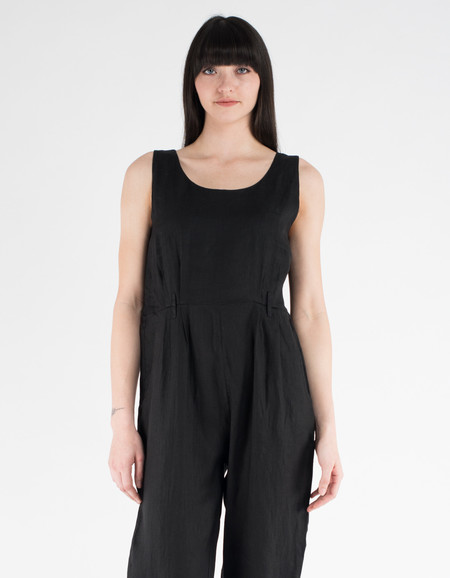 Assembly Label Painter Jumpsuit Black