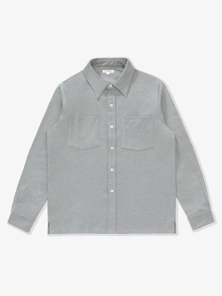 Lady White Co. C.N.T. Overshirt - Steel Grey