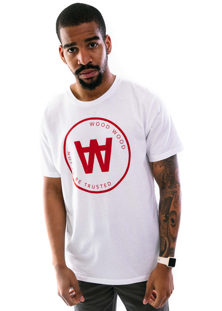 Wood Wood AA Seal T-Shirt