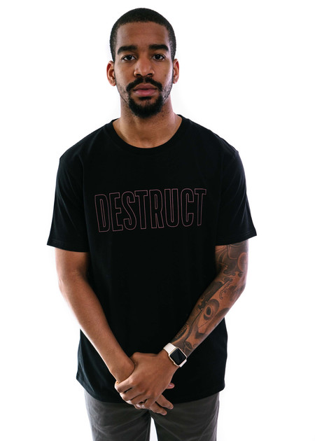 Wood Wood Destruct T-Shirt