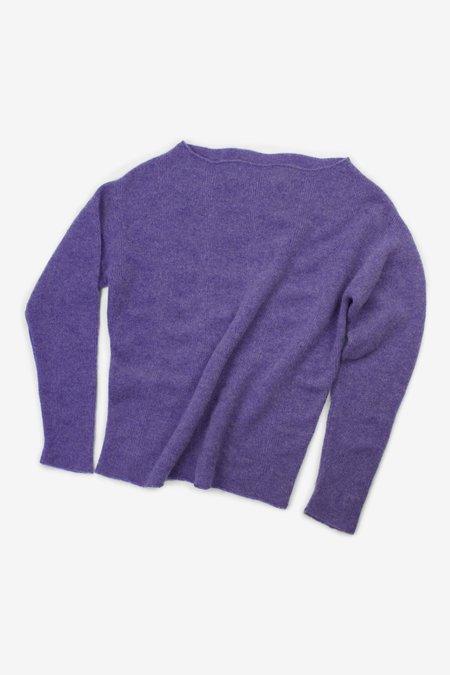 Ros Duke PEBBLE SWEATER - Lavender