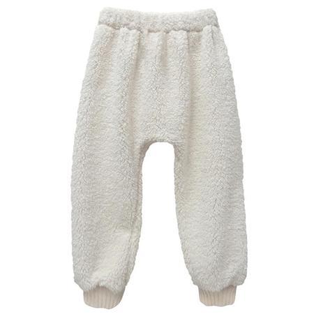 Kids Nico Nico Child Lido Sherpa Sweatpants - Snow White