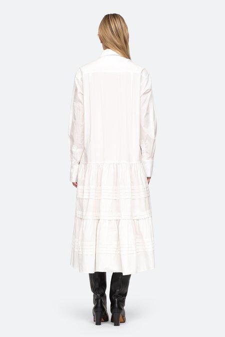 Sea NY Gaia Dress - White
