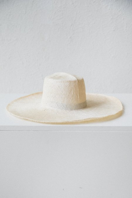 Brookes Boswell Optimo Packable Hat - Natural