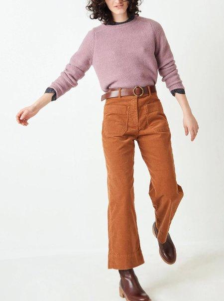 Sessun Hudson Cord Trouser - Fox