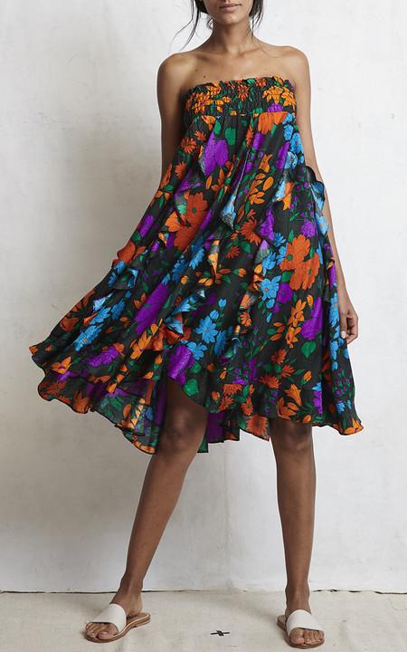 Warm Jungle Skirt - Ivory