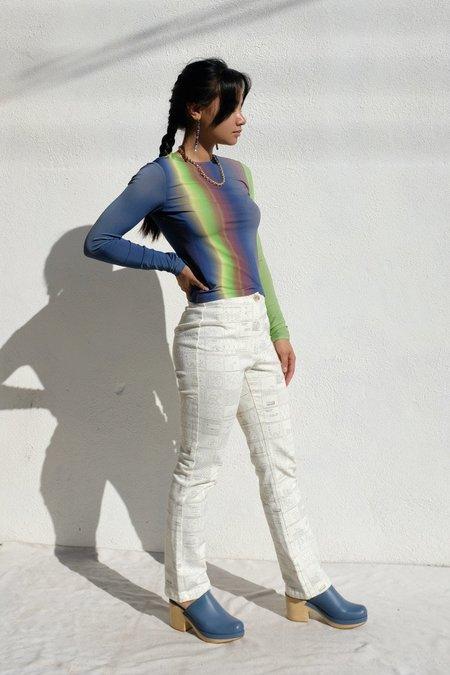 Paloma Wool Iceland Tshirt - Medium Blue