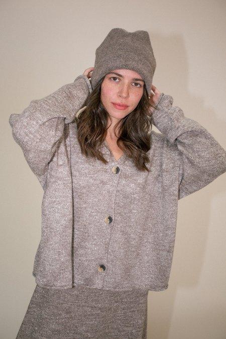 Lauren Manoogian Fold Hat - Ash