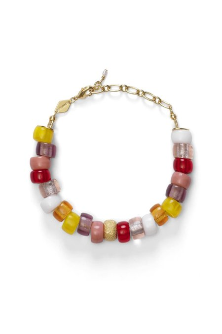 Anni Lu Poolside Tipsy Bracelet - Gold
