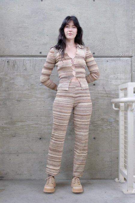 Paloma Wool Fabia Trousers - Light Brown
