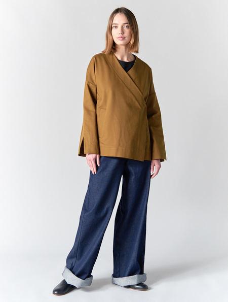 Studio Nicholson Cencio Wrap Jacket