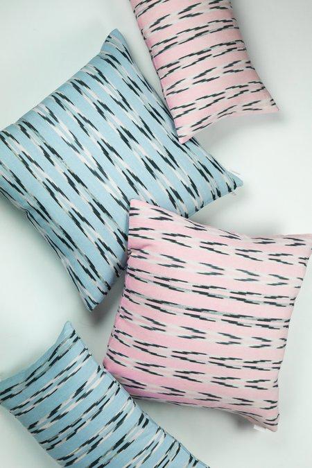 Archive New York Xela Jaspe Pillow - Light Pink