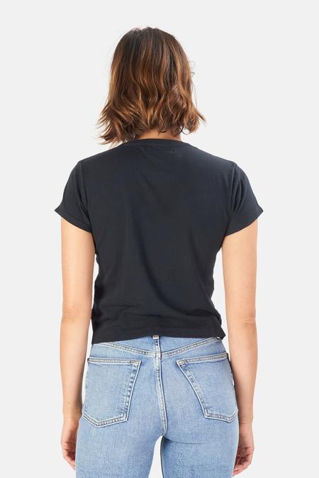 Blue&Cream Roaring 20s T-Shirt - Black