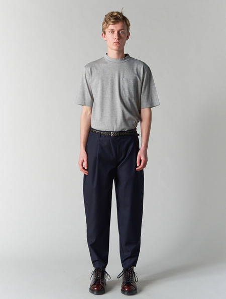 A Kind Of Guise Classy Pleat Trousers