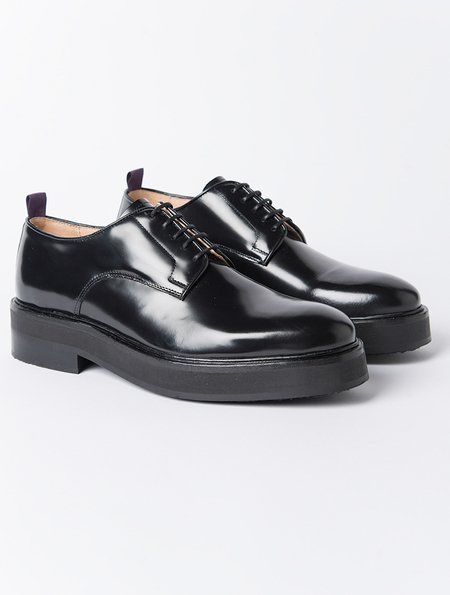 EYTYS KINGSTON Lace Up Derby Black