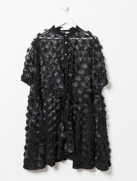 Peter Jensen Floral Smock Dress