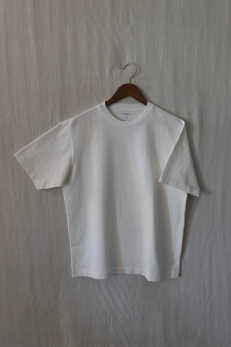 Lady White Co. Rugby Tee - White