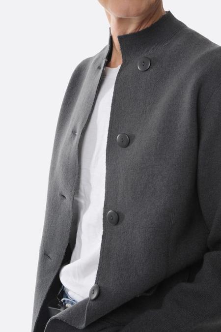 Oyuna Iron Niaza Knit Jacket - gray