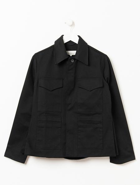 Studio Nicholson Nero Modern Jacket