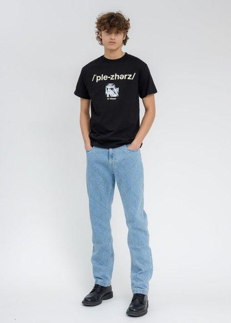 PLEASURES Delusion T-Shirt - BLACK