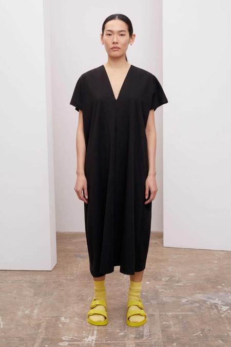 Kowtow Square Dress - BLACK