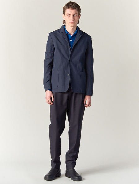 Stephan Schneider Integrity Grey/Blue Blazer
