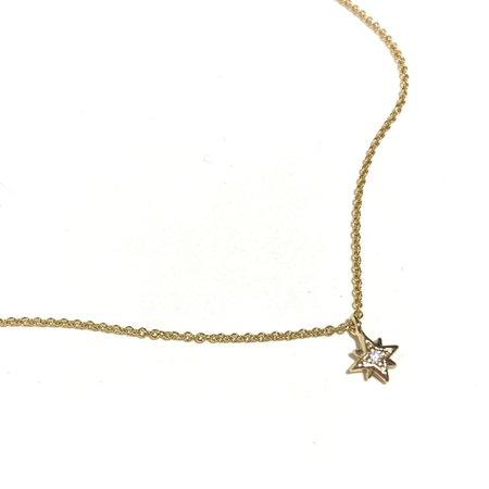 Katye Landry Nova Necklace - Yellow Gold Fill