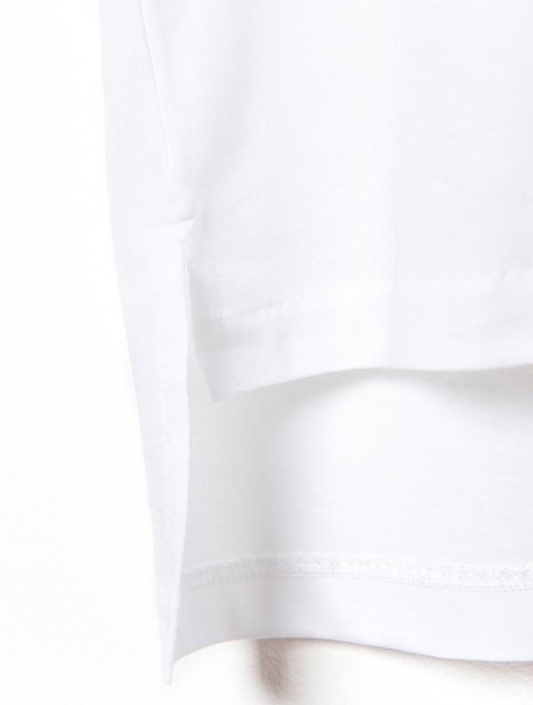 Unisex Other / Woman Brad tee white