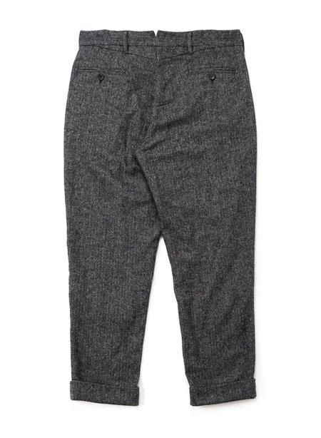 Engineered Garments Andover Poly Wool Herringbone Pant - Grey
