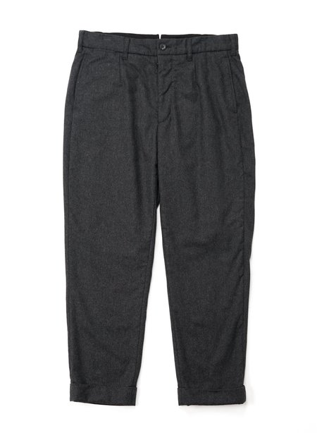 Engineered Garments Andover Wool Cashmere Flannel Pant - Grey