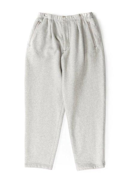 Engineered Garments CP Heavy Fleece Jog Pant - Heather Grey