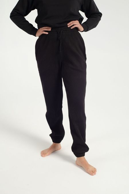 Baserange Sweatpants - Black