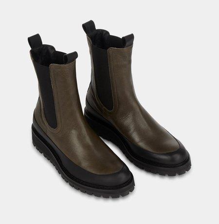 Ivylee - Iowa boot-Army green