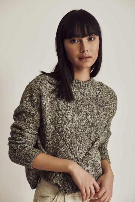 Line the Label Remi Sweater - Myriad
