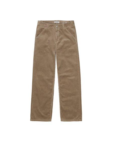 CARHARTT WIP Pantalón W Simple Pant - Tanami Rinsed