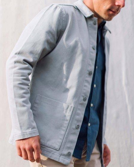 Steven Alan Kite Jacket -  Steel