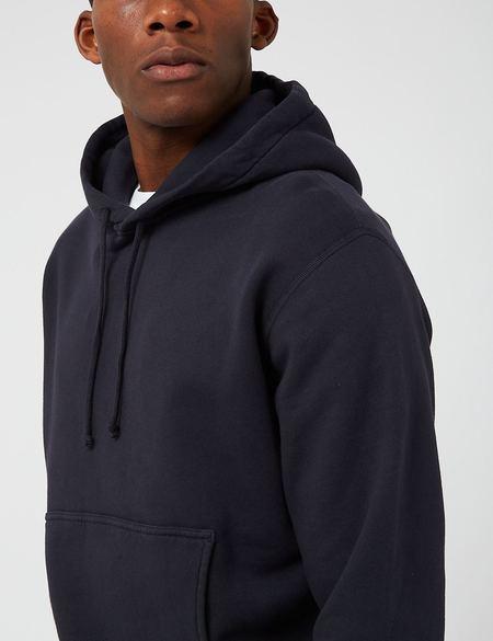 Lady White Co. LWC Hooded Sweatshirt - Ink Navy Blue