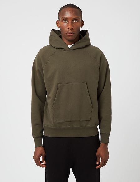 Lady White Co. Super Weighted Hooded Sweatshirt - Geneva Green