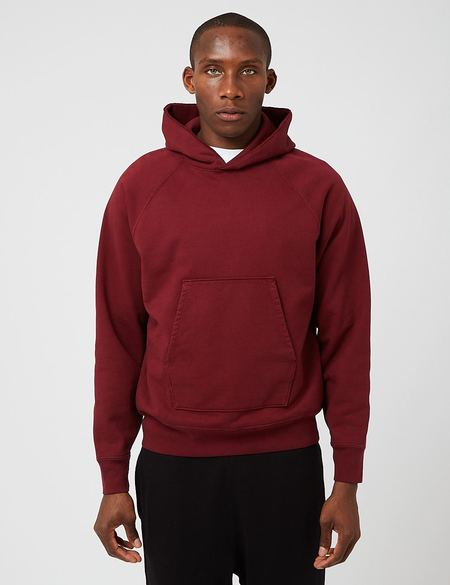 Lady White Co. Super Weighted Hooded Sweatshirt - Maroon