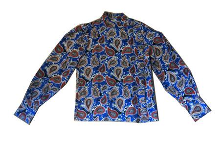 Dodo Bar Or Patti Silk Shirt