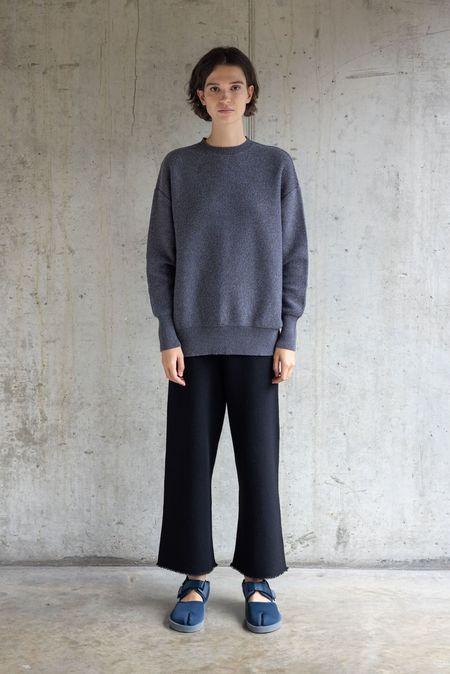 unisex Oyuna anzio sweater - fog