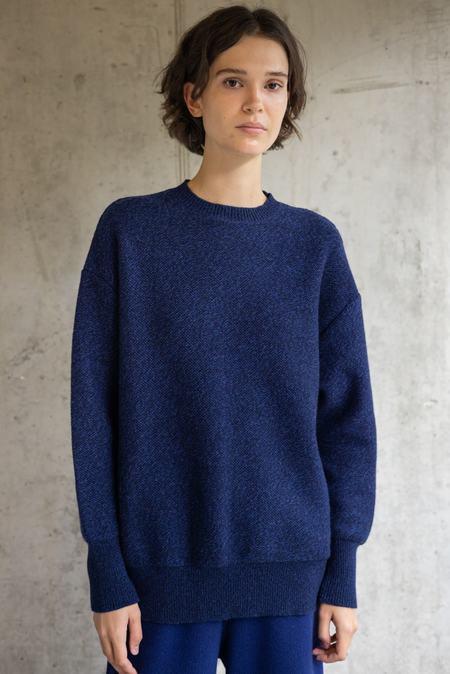 Unisex Oyuna Anzio Sweater - Marine