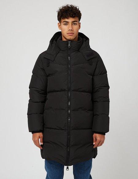 A.P.C. Jeremy Puffer Jacket - Black