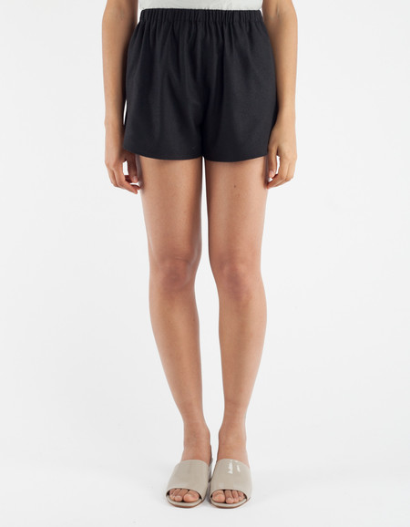 Ozma Litta Shorts Black