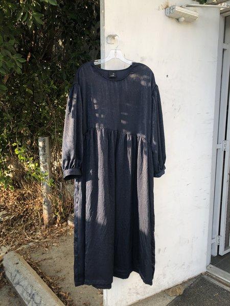 ET TIGRE Jayme Dress - Deep Navy