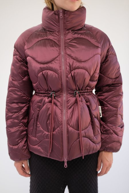 OOFWear Puffer Jacket - Claret