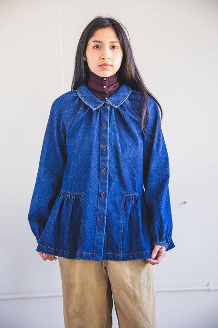 Caron Callahan Harri Shirt - Vintage Denim