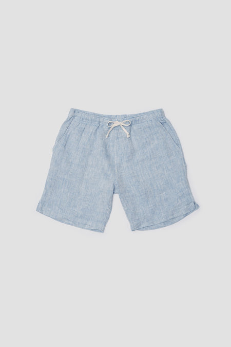 ALEX CRANE BO SHORTS - SKY